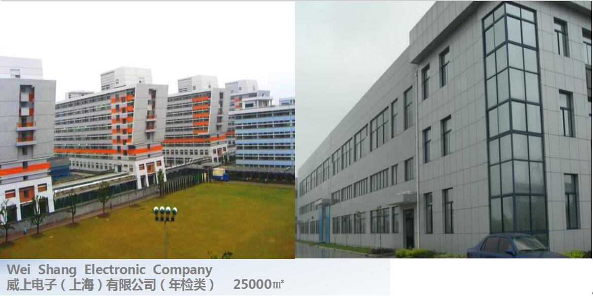 威上电子(上海)有限公司