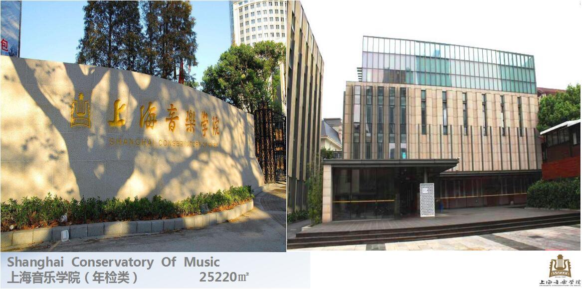 上海音乐学院新教学楼